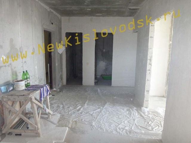 Кисловодск Белинского 15 квартира 74 прихожая