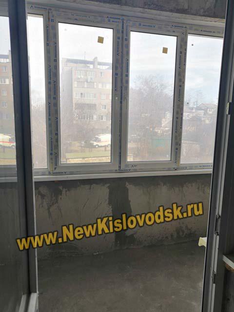 Кисловодск ул. Белинского 15 квартира 18 лоджия